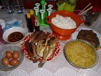 デリマコテージのママのご飯3