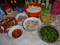 デリマコテージのママのご飯4