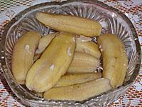 茹でバナナ