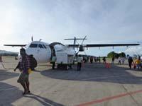 ガルーダインドネシア 航空機