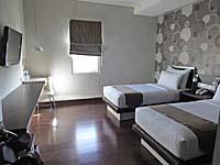 ヒーローホテルアンボン客室