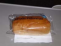 ガルーダインドネシア アンボン-ジャカルタ 軽食