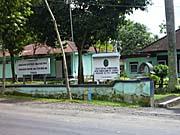 TERARAの軍の建物