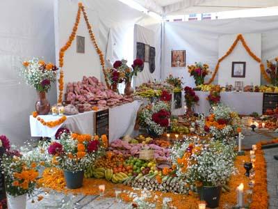 死者の日の祭壇コンテスト:トルーカ