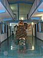 ホテルマヤのクリスマスツリー