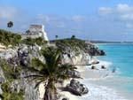 トゥルムビーチと砦