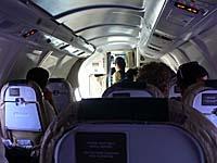イエティ航空 機内
