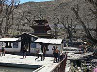 ヒンドゥ教寺院ムクティナラヤン