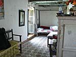 バンディプルの宿の部屋