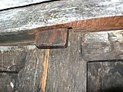 ネワール式のお屋敷の鍵