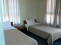 インペリアルホテルの部屋