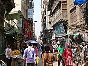 タメルの商店街
