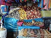 様々な種類のトウモロコシ