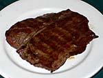 ボリビア牛のヒレステーキ
