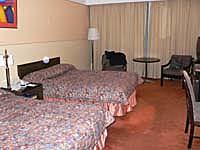 ラパスの5☆ホテルPLAZA HOTELの部屋