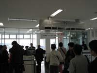 羽田国際線搭乗ゲート