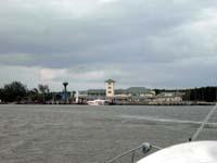タンマラン桟橋