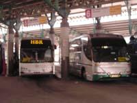バターワース行きバス