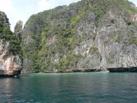 ピピ・レ島 マヤ湾