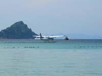 クラビからの水上飛行機
