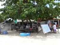 木陰の集会所