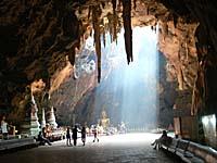カオルワン洞穴内部