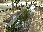 ノンヤプロン温泉の足湯