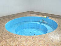 ノンヤプロン温泉の貸し切り風呂