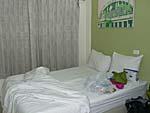 @フォアランポーンホステルの部屋
