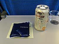 全日空 バンコクー羽田機内食:スナック