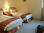 台南朝代大飯店の部屋