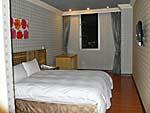 イーランのホテル部屋