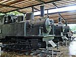 古い蒸気機関車いろいろ