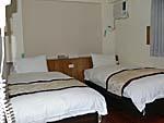 六福旅館の部屋