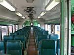 鈍行列車の座席2