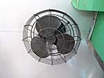 レトロな形の扇風機
