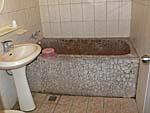 紅葉温泉山荘のコテージの風呂