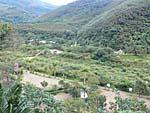 布農部落の畑などの敷地