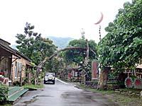 布農部落の入口