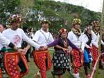 大猟祭踊りの輪2
