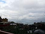 九イ分老舎景観民宿 蜜月假期からの眺め