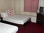 藍美大旅社の部屋