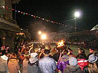初鹿部落の大猟祭
