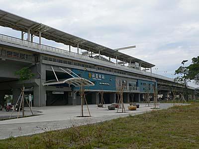 台湾 西海岸 台鉄林邊駅