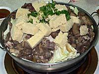 岡山の山羊鍋