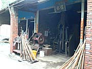 高雄凰山の鍛冶屋町