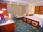 ロイヤルシーズンズホテル台北の部屋