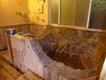 玉池温泉会館のバスルーム