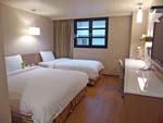 カインドネスホテル高雄駅前の部屋