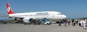 トルコ航空国内線
